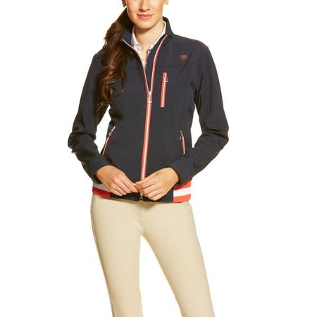 Damen Soft-Sheel Jacke Egan