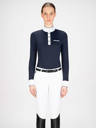 Equiline Damen GRACIELLE Competition Turniershirt