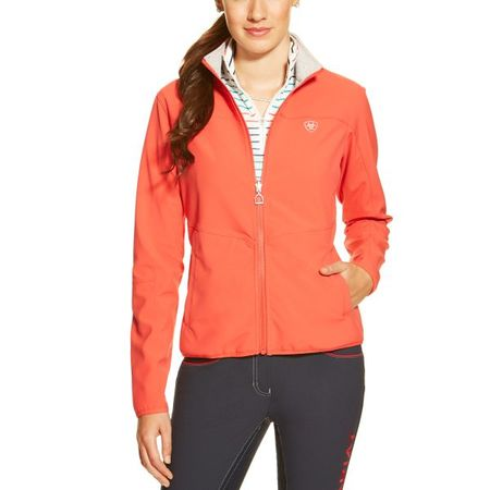 Damen Soft-Shell Jacke Morris Reversible