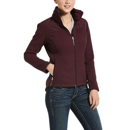 Ariat KALISPELL Full Zip Sweater Sweatshirt