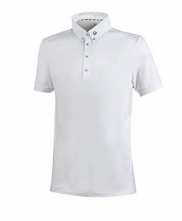 eqode Herren Polo Competition Turniershirt