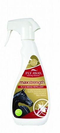 Fly Away Max Strengt Repell Spray