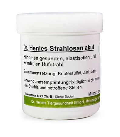 Dr. Henle´s Strahlosan akut