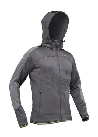 Hooded Sweatshell